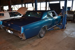 Vehicle Restoration Services 1968 Cadillac Fleetwood